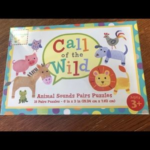 Children's Age 3+ Call of the Wild Jigsaw Puzzle